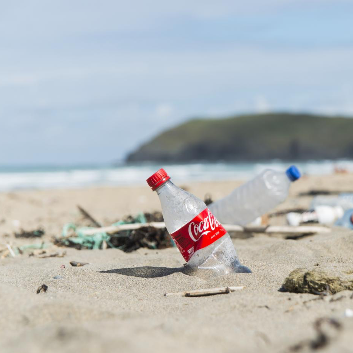 The great plastic tide